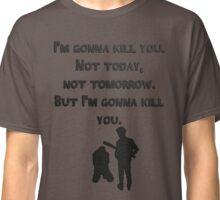 The Walking Dead Rick Season 8 Negan Classic T-Shirt
