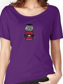 Minis - Snaggle Tooth Sketch Women's Relaxed Fit T-Shirt