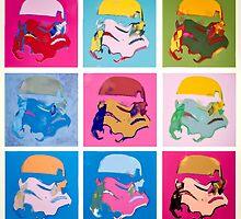 Stormtrooper by Tony Leone