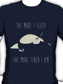 I Love Sleep T-Shirt