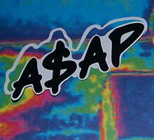 A$AP  by vinnypop76