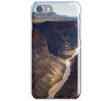 Grand Canyon and Colorado River iPhone Case/Skin