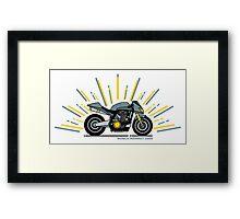 Munch mammoth 2000 Framed Print