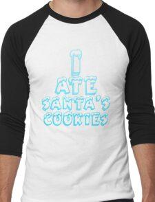 BMB: I ATE SANTA'S COOKIES Men's Baseball ¾ T-Shirt