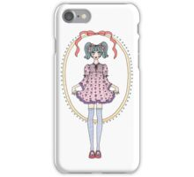 Babydoll Bow iPhone Case/Skin