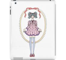 Babydoll Bow iPad Case/Skin