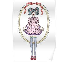Babydoll Bow Poster