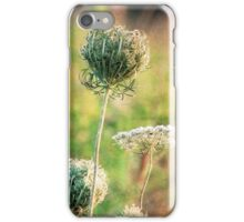 wild grasses 20 iPhone Case/Skin