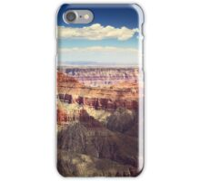 Cape Royal Overlook Grand Canyon iPhone Case/Skin