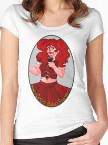 Human Circus Baby Women's Fitted Scoop T-Shirt