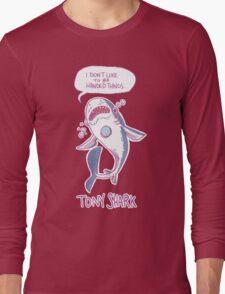 Tony Shark Long Sleeve T-Shirt