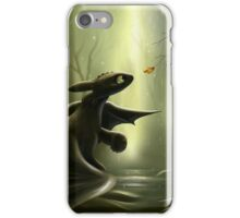 Art Of Dragon trainer iPhone Case/Skin