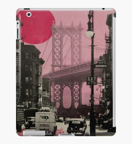 PINK HAZE iPad Case/Skin