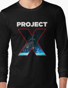 Project X Red Long Sleeve T-Shirt
