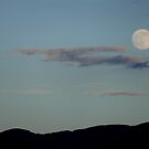 When The Moon Comes Over The Mountain by © Loree McComb