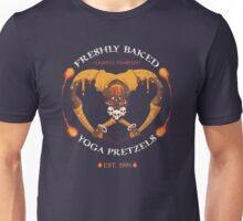 Yoga Pretzel Unisex T-Shirt