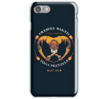 Yoga Pretzel iPhone Case/Skin