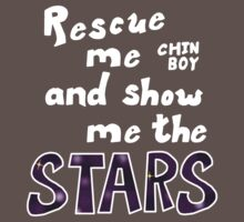 Rescue me chin boy2 by annbelleproject