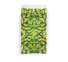 Green Beans Duvet Duvet Cover