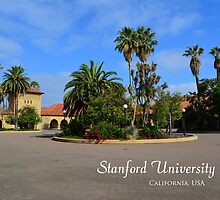 Image of Stanford University, California, USA.  by naturematters