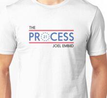 Joel Embiid - The Process - Philadelphia 76ers Unisex T-Shirt