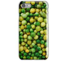 Limes iPhone Case/Skin