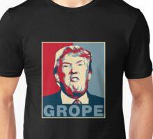 Trump Grope Poster Unisex T-Shirt