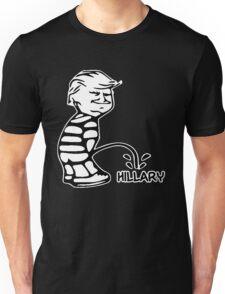 Funny Trump vs Hillary Unisex T-Shirt