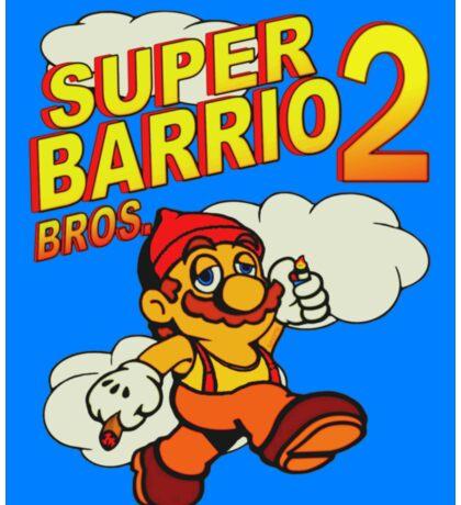 Super Barrio 2 Sticker
