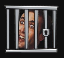 Nicolas Cage - All Caged Up! Kids Clothes