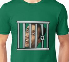 Nicolas Cage - All Caged Up! Unisex T-Shirt