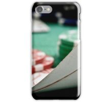 Pocket aces iPhone Case/Skin