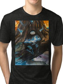 Ori and the Blind Forest Watercolor Cover Tri-blend T-Shirt