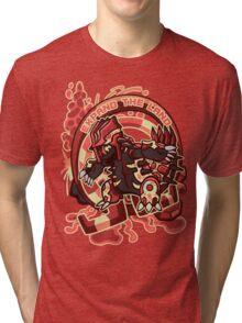 Expand The Land Tri-blend T-Shirt