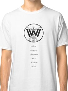 West World- Violent Delights Classic T-Shirt