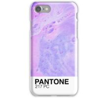 Soap Pantone iPhone Case/Skin