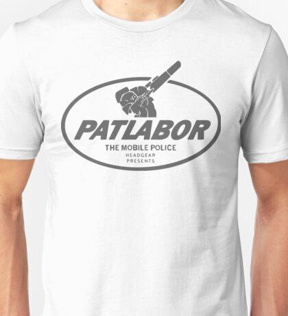 Patlabor (Grey) Unisex T-Shirt