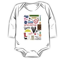 How I Met Your Mother One Piece - Long Sleeve