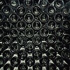 Wine Bottle Wall by Pandrot