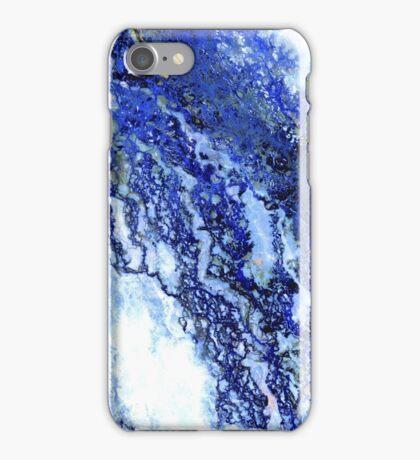 Okavango blue iPhone Case/Skin