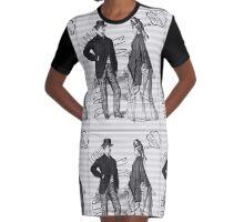 PLAYER Graphic T-Shirt Dress