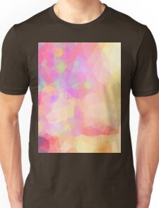 Pastel Polygons Unisex T-Shirt