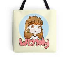 Red Velvet Wendy Russian Roulette Tote Bag