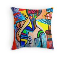 Festivals Throw Pillow
