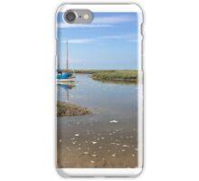Blakeney Boats  iPhone Case/Skin