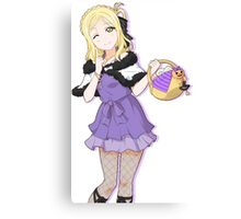 SR : MARi ☠ [unidolized] Canvas Print