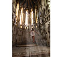 Chapel of the Ascension Photographic Print