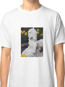 Garden Fairy Angel Classic T-Shirt