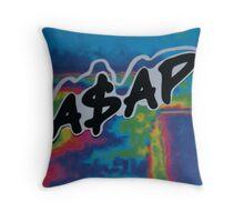 A$AP  Throw Pillow