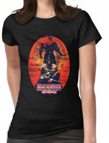 Ninja Master's  Womens Fitted T-Shirt